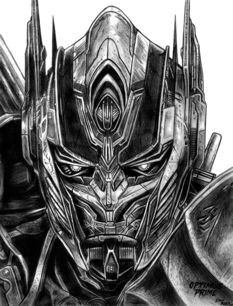 Optimus Prime (Transformers) by SoulStryder210