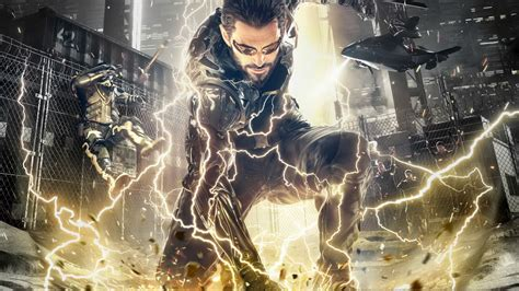 Deus Ex Movie: 5 Fast Facts You Need To Know   GAMERS DECIDE