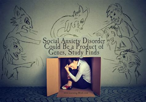 Social Anxiety Disorder Could Be a Product of Genes, Study