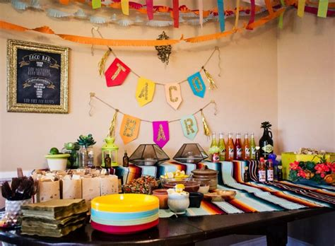 Fiesta-themed Engagement Party {Guest Feature