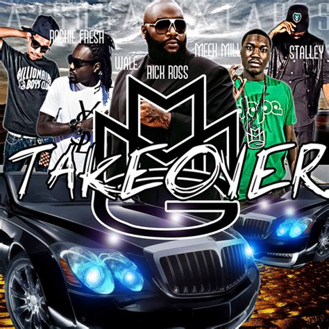 Mmg Takeover Mixtape by Various Artists Hosted by A1 SOSA