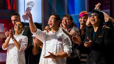 MasterChef winner Eric Chong says prize is a 'dream come