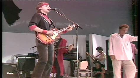 """Dire Straits - """"Money for nothing"""" Live Aid 1985 (With"""