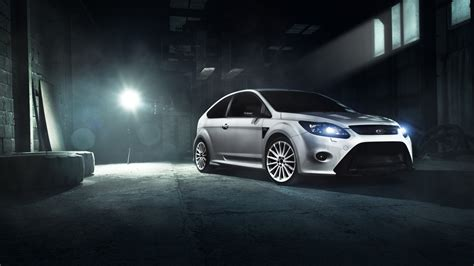 Ford Focus RS White Wallpaper   HD Car Wallpapers   ID #6874
