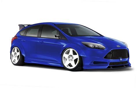 2013 Ford Focus ST TrackSTer By Fifteen52 | Top Speed