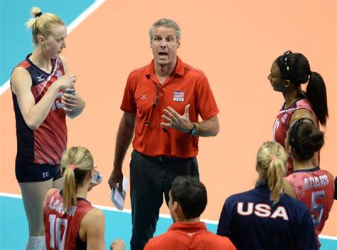 Volleyball legend Karch Kiraly is trying to guide the U
