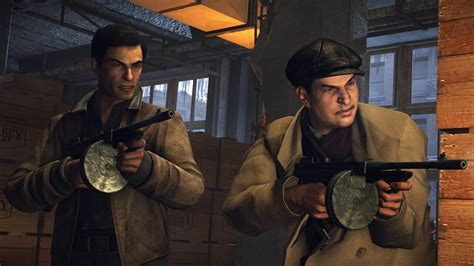 Mafia II: Definitive Edition Appears to Launch on PS4 Next
