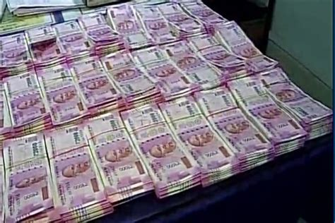 Enforcement Directorate seizes Rs 47 lakh in new Rs 2,000