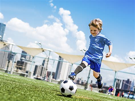 Drill of the Week: Soccer Inside Hook for Kids   ACTIVE