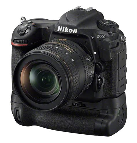 Nikon India Private Limited - D500