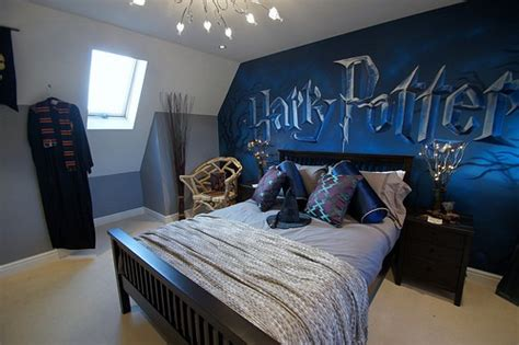 27 Interior Design with Harry Potter - MessageNote