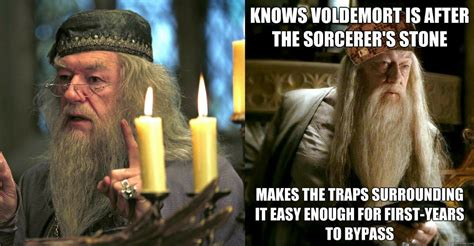 15 Hilarious Memes About Dumbledore's Logic That Will Make