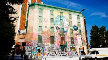 The Other Side of Barcelona: El Raval & Urban Vibes