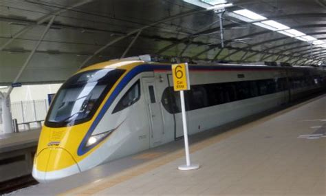 ETS Train Malaysia KTMB Timetables - Routes - Tickets - 2018