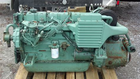 200 hp volvo TAMD41A diesel - The Hull Truth - Boating and