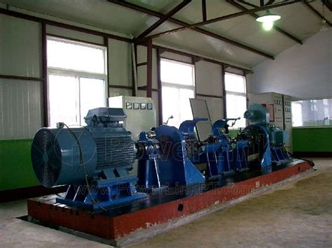 Coaxial gearbox test bench, torque converter testing