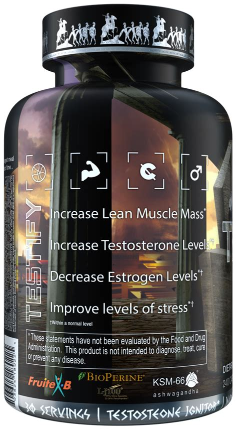 Olympus Labs Test1fy: A Testosterone Booster with an