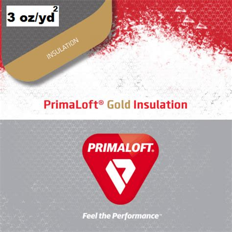 Primaloft Gold - 3 oz/sq yd - Ripstop by the Roll
