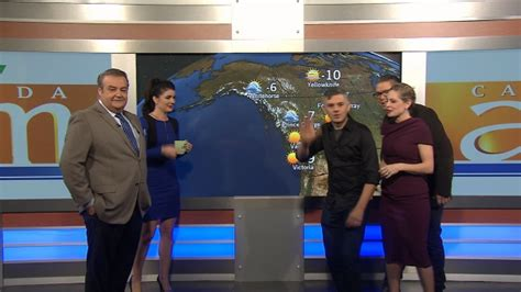 Canada AM: 'Corner Gas' cast does the weather | CTV News