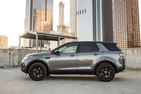 2016 Land Rover Discovery Sport HSE Lux - Checkup Time