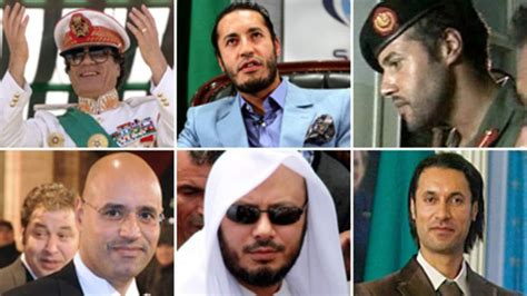 What Became Of The Gaddafi Family? | Scoop News | Sky News
