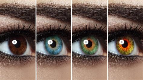 How to Change Eye Color with Photoshop - LensVid