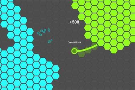 Playing superhex