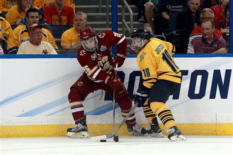Hockey East Mulling Changes To Schedule, Tournament Format