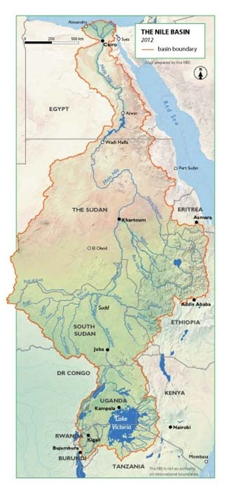 Nile River Dam: A breakthrough dam deal eases tensions on