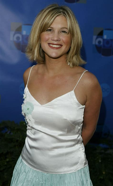 Tracey Gold - Tracey Gold Photos - ABC Press Tour All-Star