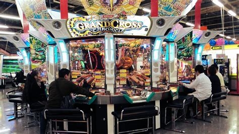 The Low Down on Japan's Arcade Centers – RedDuckPost