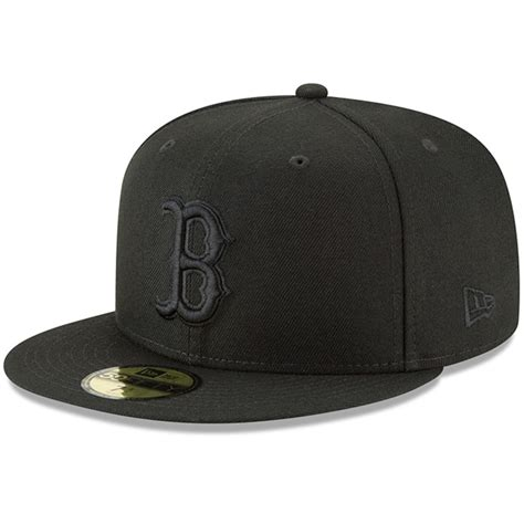 Boston Red Sox New Era Primary Logo Basic 59FIFTY Fitted