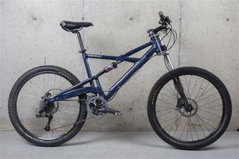 Cannondale Prophet Lefty with upgraded stuff For Sale