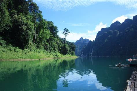 Khao Sok National Park - One of Thailand's most beautiful