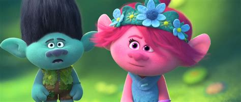 Latest TROLLS WORLD TOUR Trailer Rocks A Color Popping