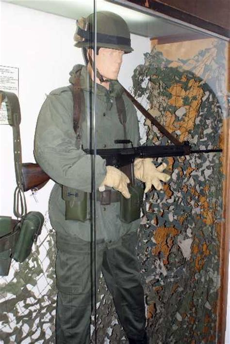 Cold War (Post WW2 to 1990) Argentine Army Infantry