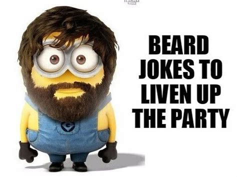 33 Beard Jokes to Liven Up Your Party – BeardStyle