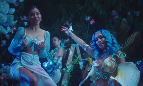 Saweetie & Jhené Aiko Share Music Video for 'Back to The