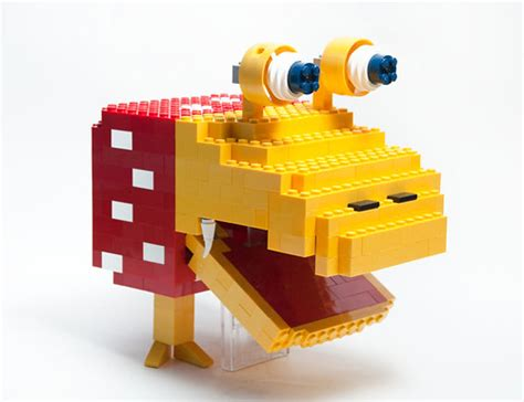 Every Pikmin Creature-In Lego   IGN Boards