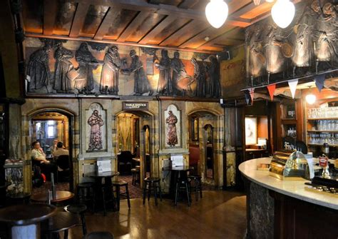 Architects' favourite pubs: The Black Friar, Blackfriars