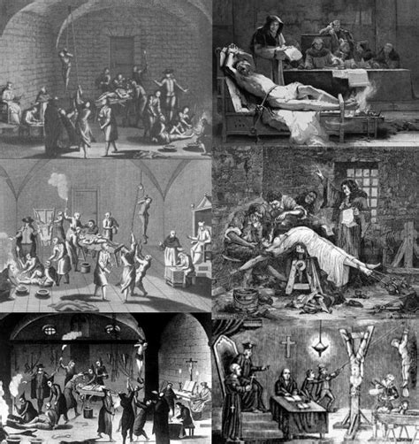Comparing the Compliance Document to the Roman Inquisition