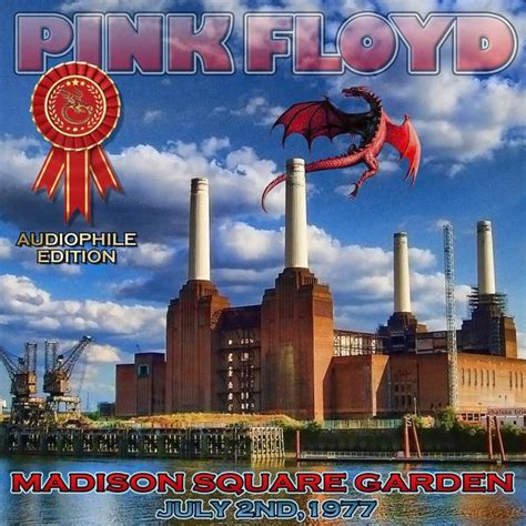 Pink Floyd - Animals Tour, MSG, NYC, July 2, 1977