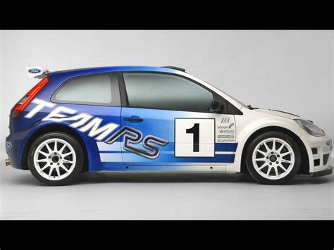 2006 Ford Focus RS WRC And Ford Fiesta JWRC | Top Speed