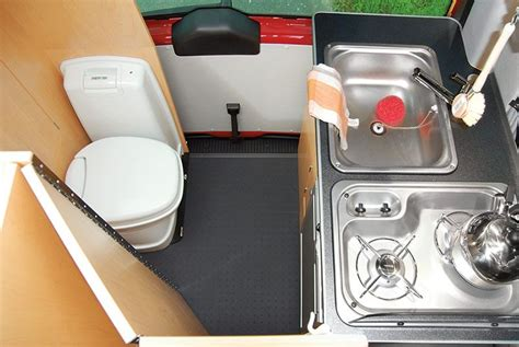 Camper Reimo Multistyle on Volkswagen Transporter 5 with