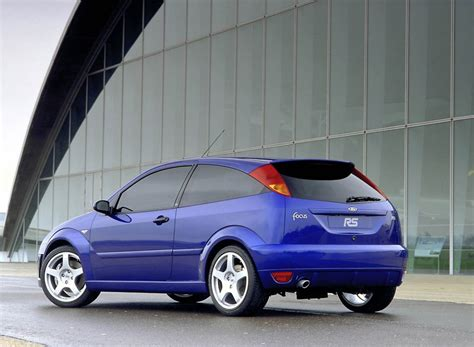 Ford Focus RS MK1 - Hot Hatch