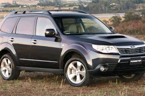 2009 Subaru Forester Problems   CarsGuide