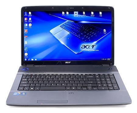 Free Downloads Drivers Laptop: Acer Aspire 7740G Notebook