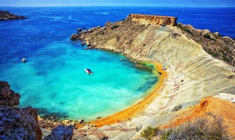 Malta Vacation with Hotel and Air from Great Value