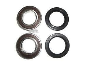 Aftermarket Rear Axle Bearings & Seals for the Quadzilla