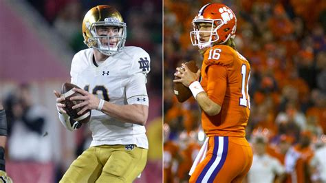 College Football Playoff 2018: How Clemson and Notre Dame